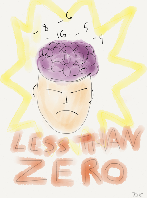 Brainpower Less Than Zero