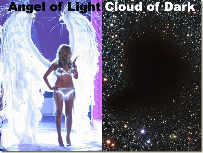 angel of light cloud of dark