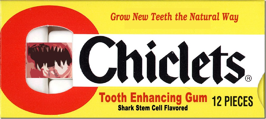 Chiclets Tooth Enhancing Gum