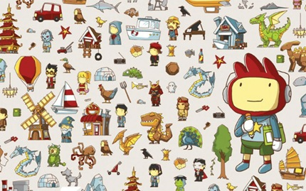 scribblenauts-ds-game-objects